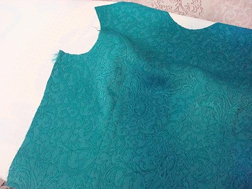 Праздничное платье для девочки-подростка