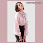 Рукав для блузы