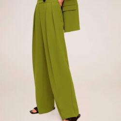 Моделирование широких брюк