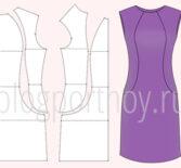 Моделирование рельефов в плечевых изделиях