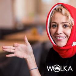 Новый тренд — головной убор «wolka»