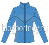 Моделирование спортивной куртки