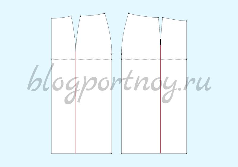 Моделирование юбки